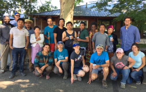 Garden Work Crew 2018_07