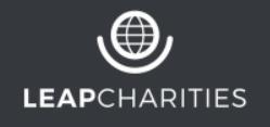 Leap Charities Logo